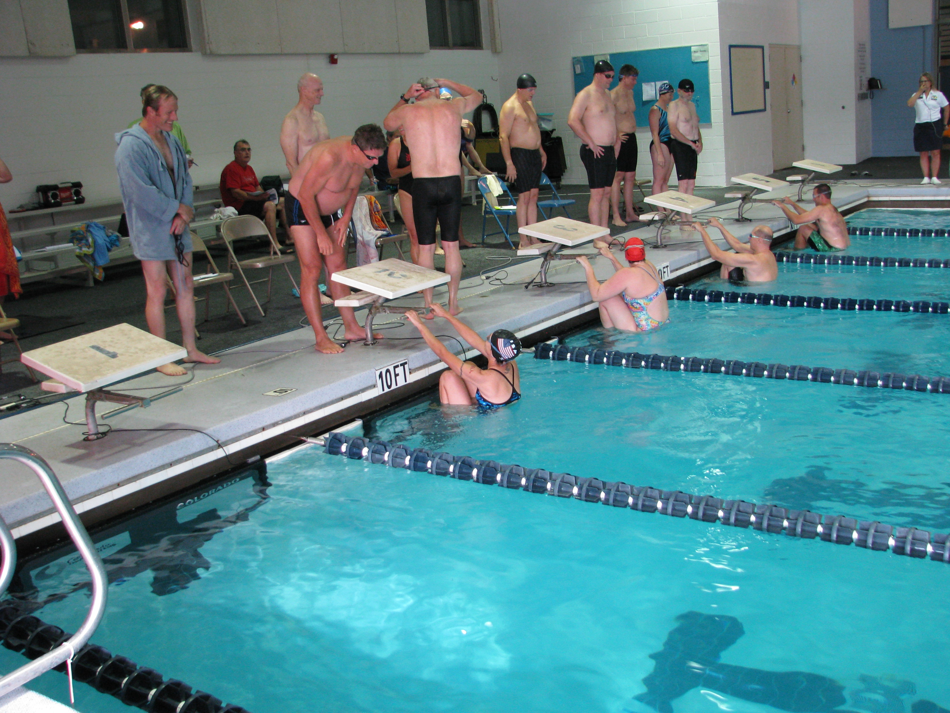 Facilities Asheville Masters Swimming