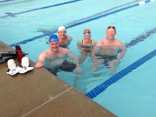 Come swim OUTSIDE M/W/F/Sa @ the Country Club of Asheville!