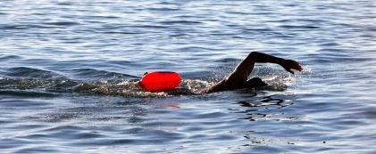 ISHOF Safe Swimmer Buoy