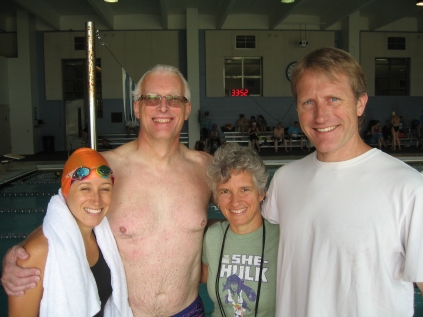 Kathy, Jeff W, Adrienne & Carlton