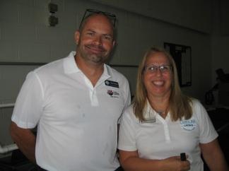 Matt & Colleen